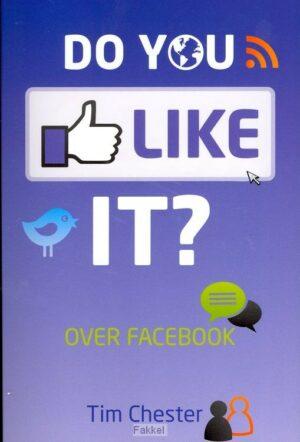 product afbeelding voor: Do you like it over facebook