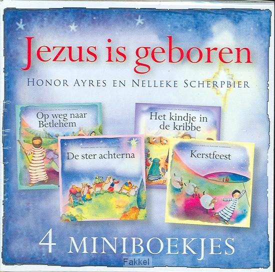 product afbeelding voor: Jezus is geboren cassette