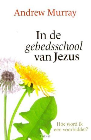 product afbeelding voor: In de gebedsschool van jezus