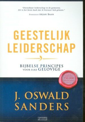 product afbeelding voor: Geestelijk leiderschap