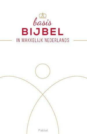 product afbeelding voor: Basisbijbel paperback