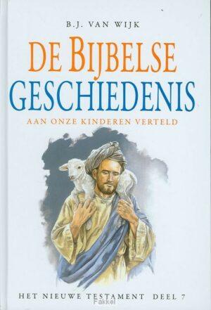 product afbeelding voor: Bijbelse geschiedenis nt 7