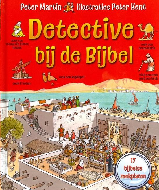 product afbeelding voor: Detective bij de bijbel