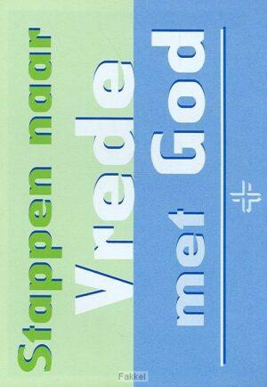 product afbeelding voor: Stappen naar vrede met God