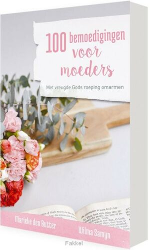 product afbeelding voor: 100 bemoedegingen voor moeders
