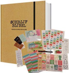 product afbeelding voor: Schrijfbijbel en biblejournaling-pakket