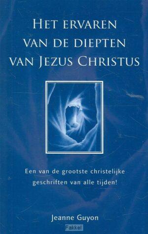 product afbeelding voor: Ervaren van de diepten v Jezus Christus