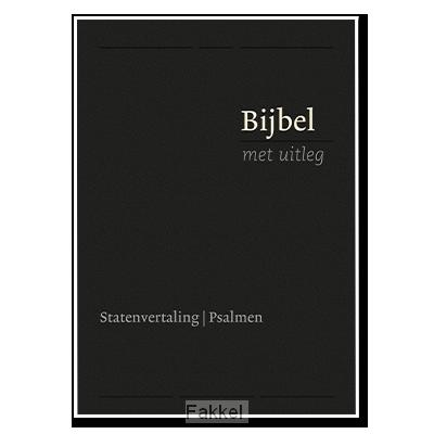 product afbeelding voor: Bijbel bmu klein zwart flex goud