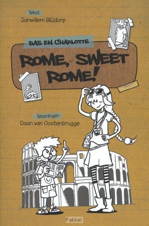 product afbeelding voor: Rome sweet Rome