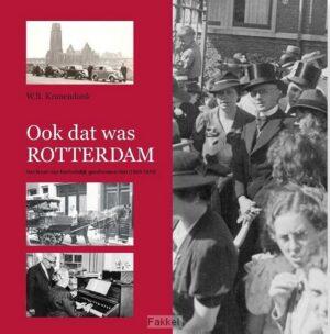product afbeelding voor: Ook dat was Rotterdam