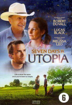 product afbeelding voor: Seven days in utopia