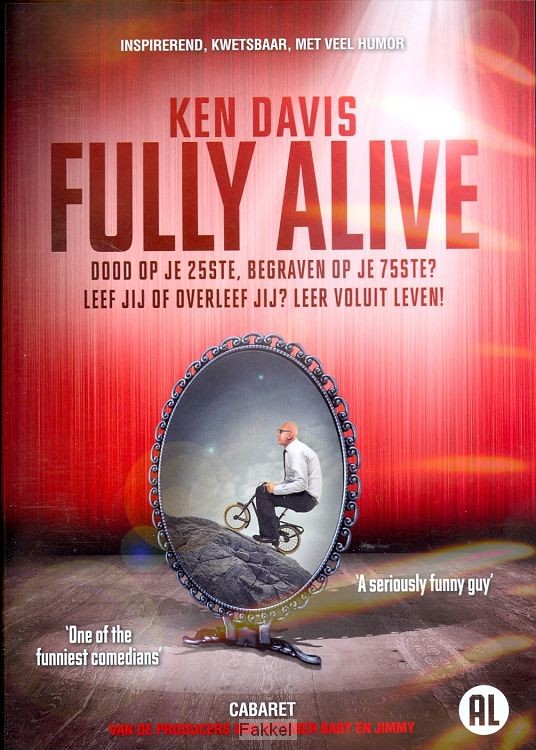 product afbeelding voor: Fully Alive
