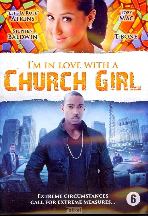 product afbeelding voor: I'm in love with a church girl