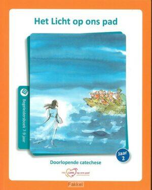 product afbeelding voor: Licht op ons pad begeleidersboek 7-9 jaa