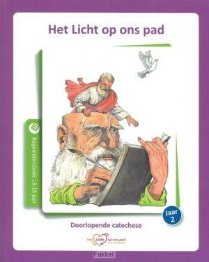 product afbeelding voor: Licht op ons pad begeleidersboek 13-15 j