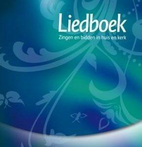 product afbeelding voor: Liedboek - blauw/groen