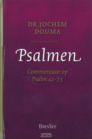product afbeelding voor: Psalmen 2 commentaar op psalm 42-75