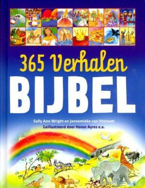 product afbeelding voor: 365 verhalen bijbel