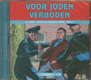 product afbeelding voor: Voor joden verboden LUISTERBOEK