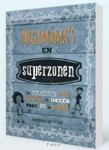 product afbeelding voor: Megamama's en superzonen