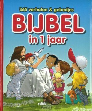 product afbeelding voor: Bijbel in 1 jaar