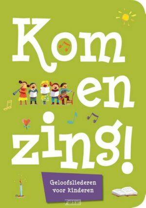 product afbeelding voor: Kom en zing kinderzangbundel tekst