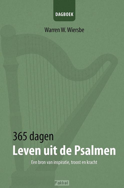 product afbeelding voor: 365 dagen leven uit de psalmen
