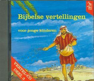 product afbeelding voor: Bijbelse vertellingen 3 cd