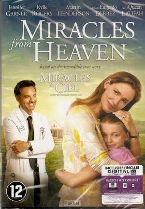 product afbeelding voor: Miracles from heaven