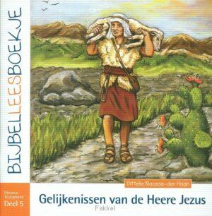 product afbeelding voor: Bijbelleesboekje nt 5 Gelijkenissen van