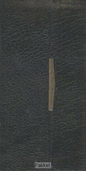 product afbeelding voor: NKJV classic compact Bible black bonded