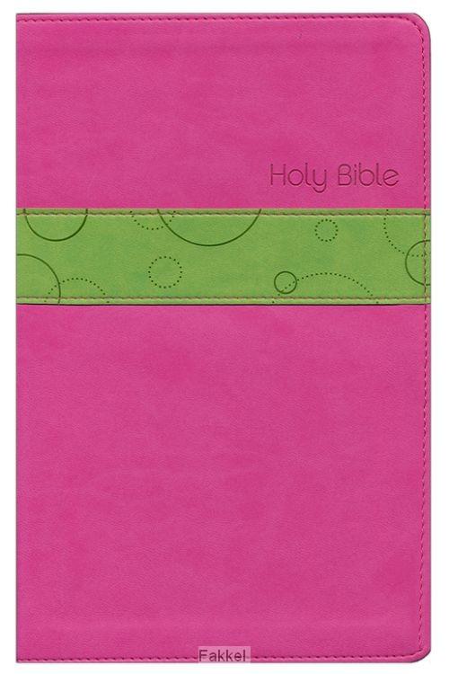 product afbeelding voor: NLT premium gift Bible gum/pistachio
