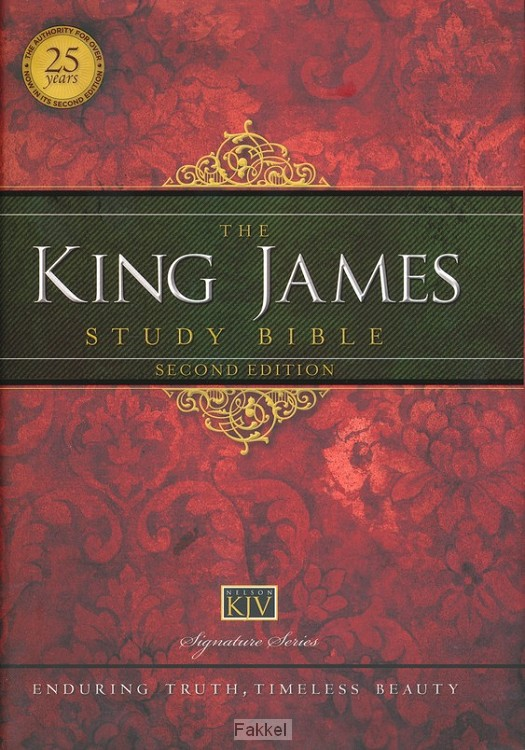 product afbeelding voor: King James Study Bible