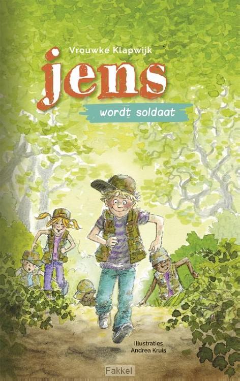 product afbeelding voor: Jens wordt soldaat
