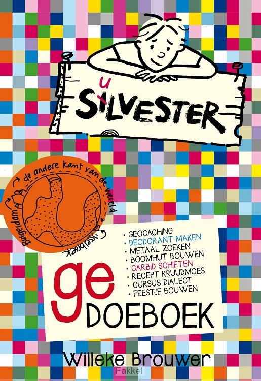 product afbeelding voor: Silvester (ge)doeboek