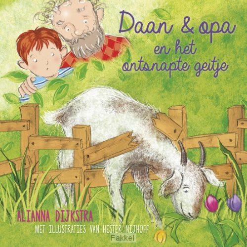 product afbeelding voor: Daan en opa en het ontsnapte geitje