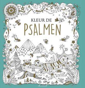 product afbeelding voor: Kleur de psalmen