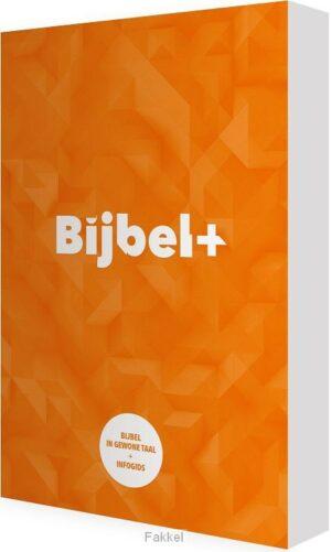product afbeelding voor: Bijbel+ bgt met infogids