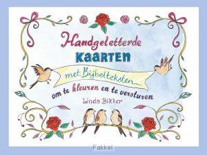 product afbeelding voor: Handgeletterde kaarten met bijbelteksten