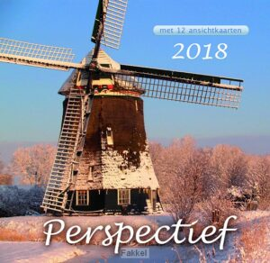 product afbeelding voor: Kalender 2018 perspectief nbv