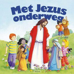 product afbeelding voor: Met Jezus onderweg