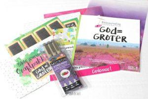 product afbeelding voor: Biblejournaling cadeauset