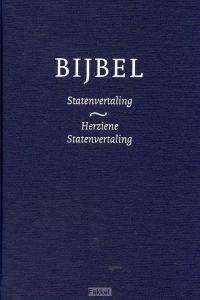 product afbeelding voor: Bijbel sv + hsv paralleleditie