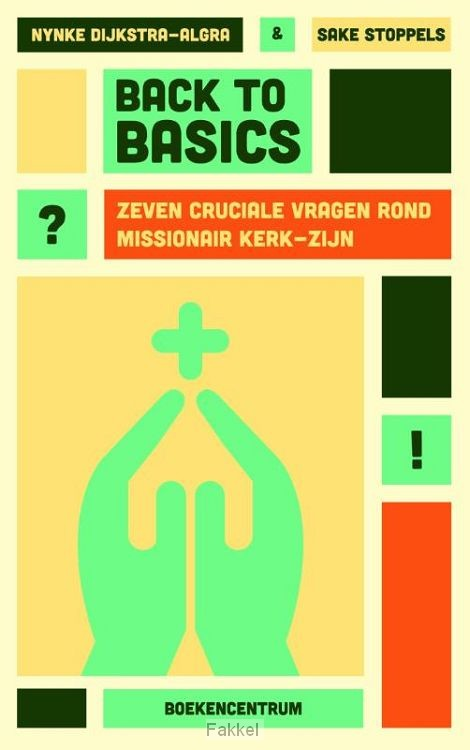 product afbeelding voor: Back to basics