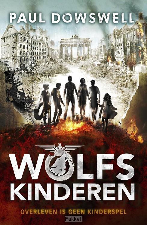 product afbeelding voor: Wolfskinderen