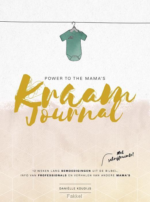 product afbeelding voor: Power to the mama's kraamjournal