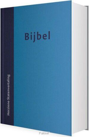 product afbeelding voor: Huisbijbel HSV blauw