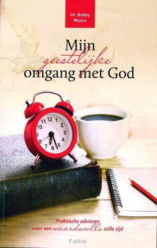 product afbeelding voor: Mijn geestelijke omgang met God