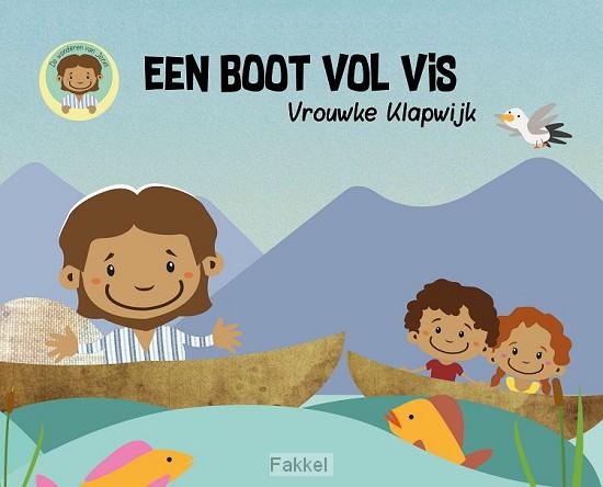 product afbeelding voor: Boot vol vis