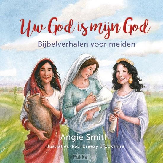 product afbeelding voor: Uw God is mijn God